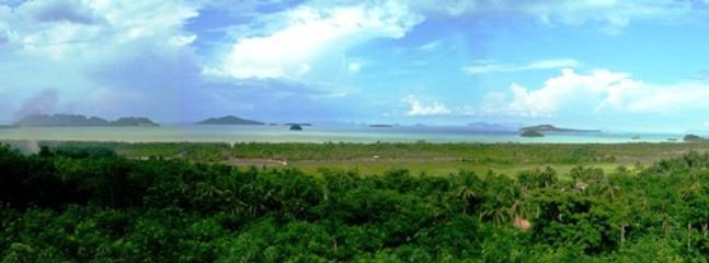 Views over Koh Lanta's east coast