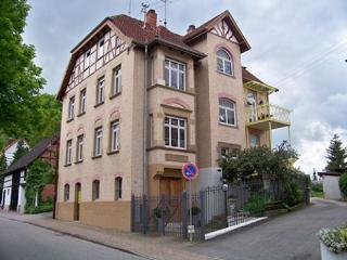 Vacation Apartment in Obersulm - 1076 sqft, renovated, central, bright (# 4299)
