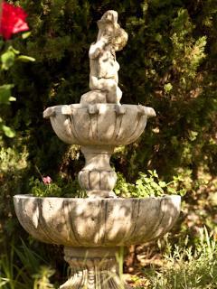 Villa Rosa - Il giardino