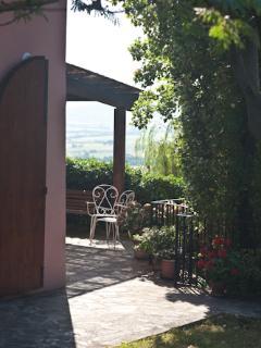 Villa Rosa - La terrazza del Gelsomino