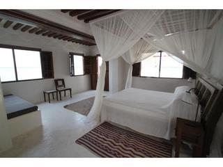 One of the double bedrooms.