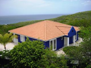 Vista Azul - Private villa with oceanview, pool, s, Willibrordus