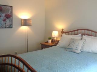 Queen Bedroom - View of Loon Mountain