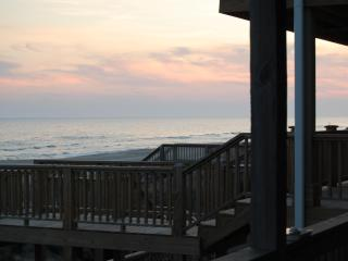 Holden Beach Oceanfront and Marshfront Stunner!