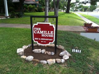 Camille House Bed & Breakfast, Waco