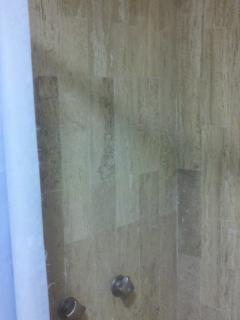 Full Marble Shower