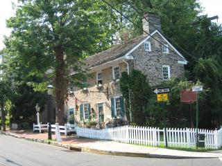 Oldest Stone Home in New Hope, built 1743