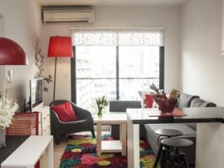 Modern one bedroom apartment, in center of Bangkok