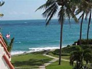 Caribbean Beach Front Condo