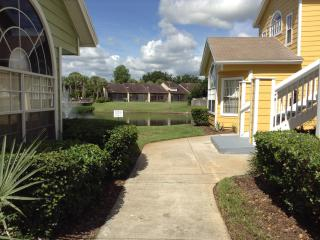 Great Value !  4 Bedroom / 3 Bathroom ground floor condo, Kissimmee