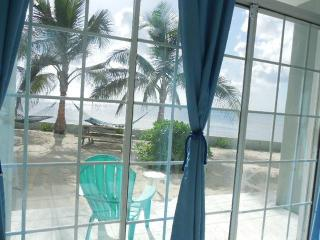 "Ocean Yards From Your Fingertips ""The Bimini Apart, Nassau"