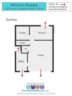 Floor Plan 1st Floor