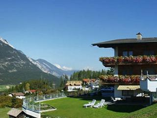 Vacation Apartment in Arzl im Pitztal - 538 sqft, quiet, idyllic, beautiful (# 4309)