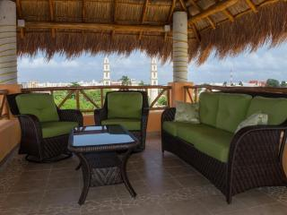 Palapa Chill Zone with Ocean views & breezes