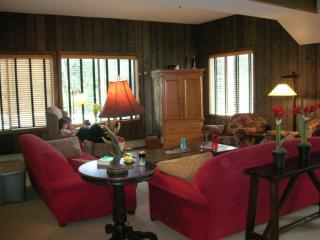 Mt. Hood,Government Camp-3brmCondo/Chalet, spacious w/HOT Pool right out back door
