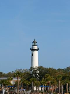 SAINT SIMON LIGHTHOUSE