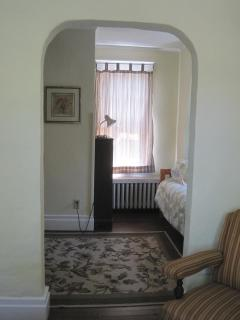 Upstairs Bedroom 1 Alcove w/twin bed