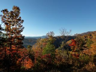 Westgate Smoky Mts in Oct. 2014 (Gatlinburg, TN)