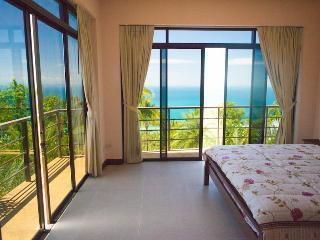 Villa Luori,  3 bedroom sunset ocean view villa, Koh Samui