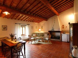 VERDE cozy apartment in country house with  pool, San Casciano in Val di Pesa