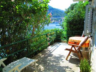 Mljet island Pinia amazing view apartments, Sobra