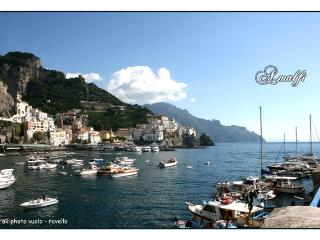Torre di Amalfi - Apartment for 4/5 people in Amalfi