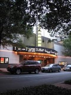 Nearby Shirlington Village - movie theater