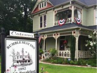 Rumble Seat Inn and Catering Bed & Breakfast, Barnesville
