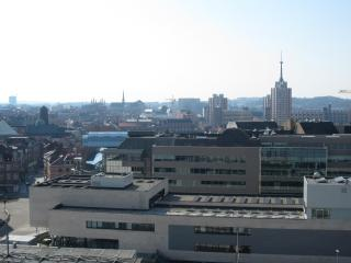 new and modern appartment with great view, Leuven