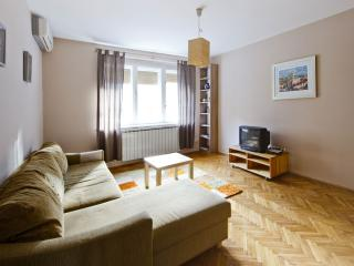 Cosy apartment in centre of Zagreb, Zagabria