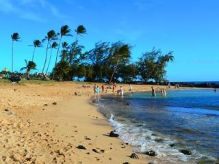 Hale Momo: A Private Family Oasis Near Poipu & Brennecke's Beaches