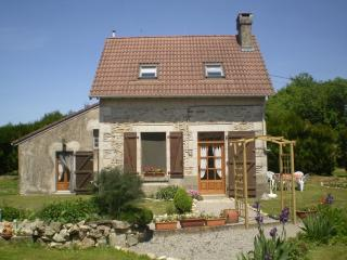 Charming Rural Gite in Moustiers, Haute Vienne, Limousin