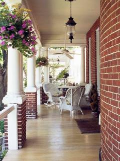 Wrap Around Porch.  Wrap Around Fun