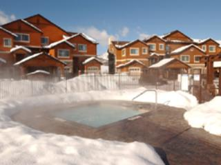 Resort Hot tub just steps away, gather with up to 20 friends to discuss the days adventures!