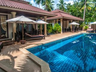Sibaja Palms Sunset Beach Luxury Apartment, Surat Thani