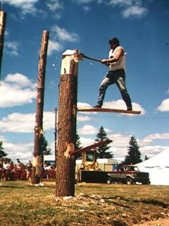 The Cherry Springs Woodsman Show