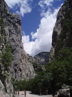 National park Paklenica