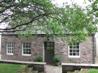 The Arns Cottage, near Auchterarder in the Perthshire countryside