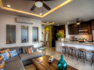 Gourmet Kitchen is open to the living room & veranda