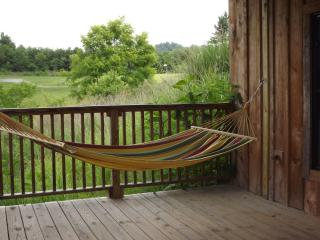 hammock on deck