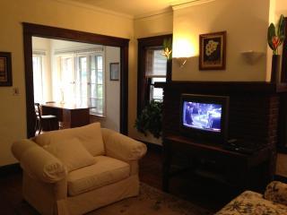 Living Room; Sun Room