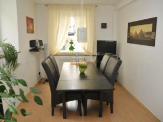 Our  3 Star (DTV) Apartment is on the ground floor, Marbach am Neckar