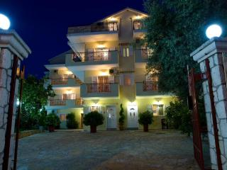 Double room-studio, garden view, Pansion Filoxenia, Lefkada