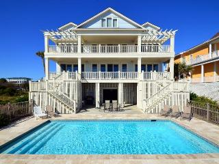 Oceanfront Home with Pool, Decks, Large Kitchen and Private Beach Access!