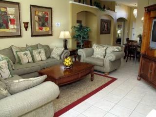 4 Bedroom 3 Bath Pool Home in Gated Resort. 8024KPC, Orlando