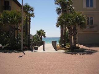 Boardwalk to Beach in Community