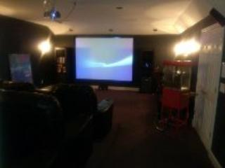 12 Seat Private Movie Theater