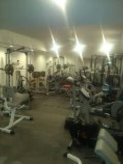 Fully Equipped Private Gym
