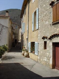 Village Street View