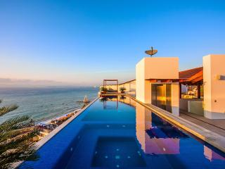 Roof top infinity pool w/ Stunning Views of the beach, ocean, and city!